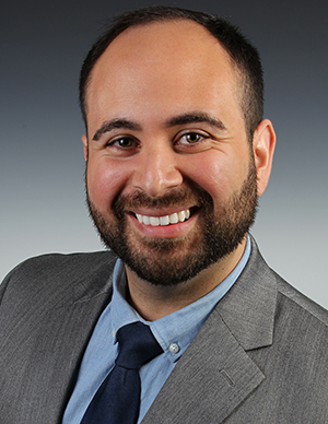An image of attorney Oscar Molina, a WV litigation defense lawyer specializing in insurance, medical malpractice, toxic tort